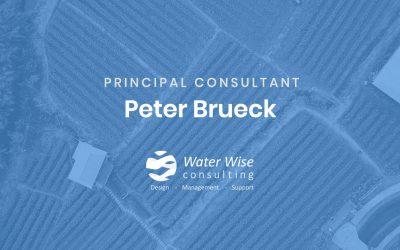 Principal Consultant – Peter Brueck